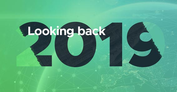 "G&S SatCom at LinkedIn about ""Looking back on 2019"""