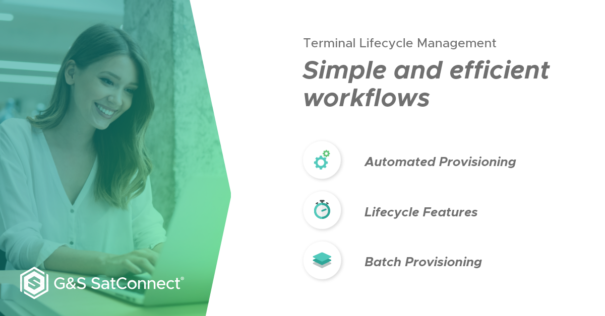 Terminal Lifecycle Management - Simple and efficient workflows